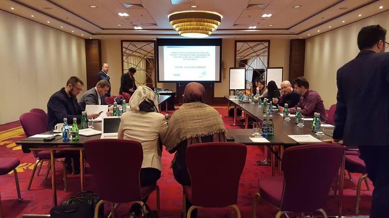 Konferenz in Warschau - Dokustelle 2016